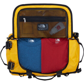 The North Face Base Camp Duffel XS summit gold/tnf black